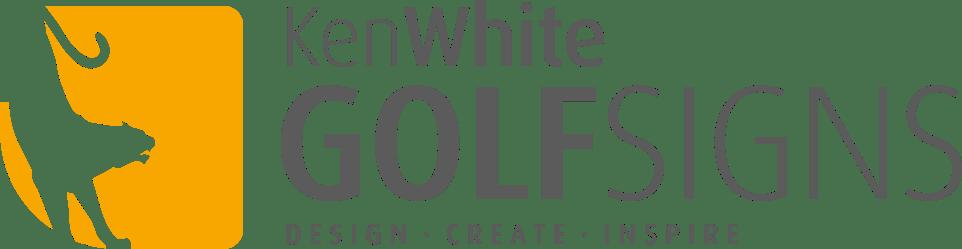 ken white signs logo
