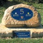 Tavistock Golf Club sign